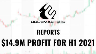 Photo of Codemasters получает прибыль в размере 14,9 млн долларов за первое полугодие 2021 года, рост доходов на 102% благодаря игре F1