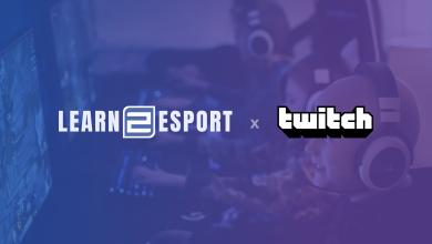 Photo of Learn2Esport сотрудничает с Twitch для создания учебной программы потоковой передачи