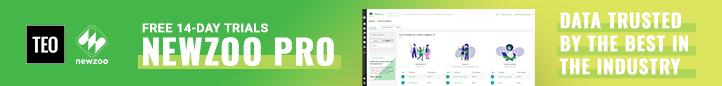Newzoo Pro - завоюйте доверие лидеров индустрии данных